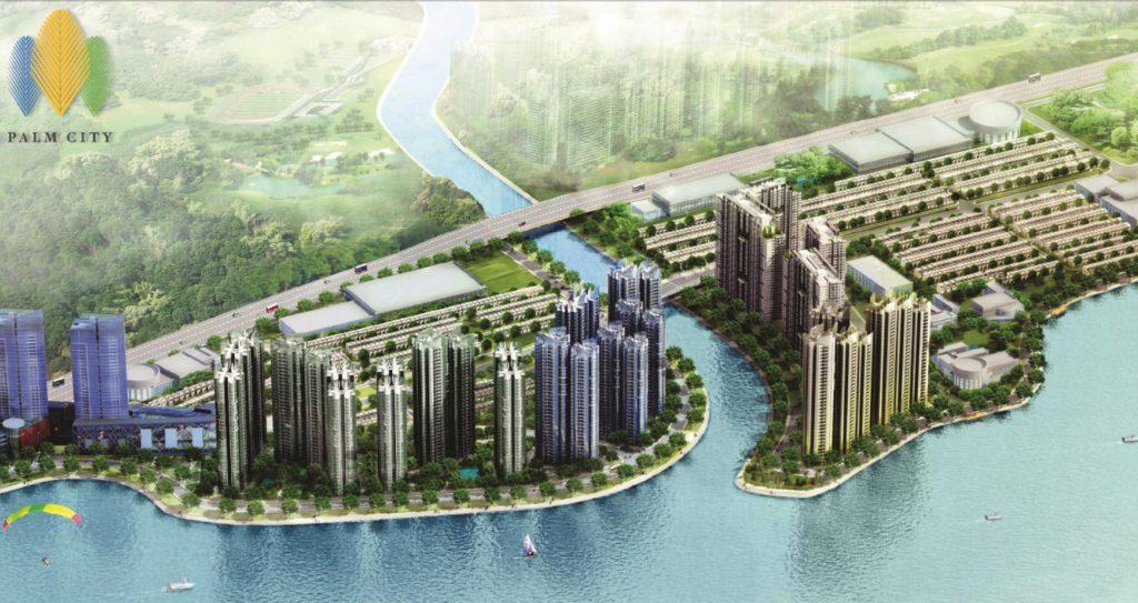 Dự án căn hộ Palm City quận 2