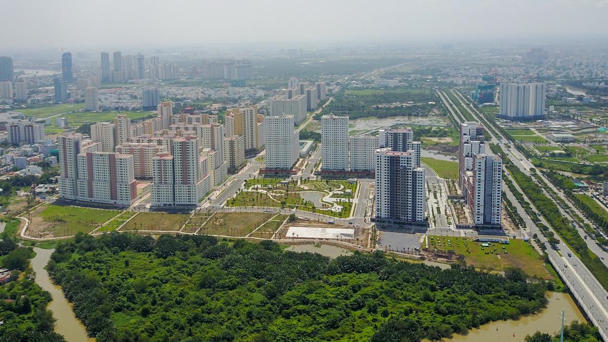 Chung cư Bình Khánh