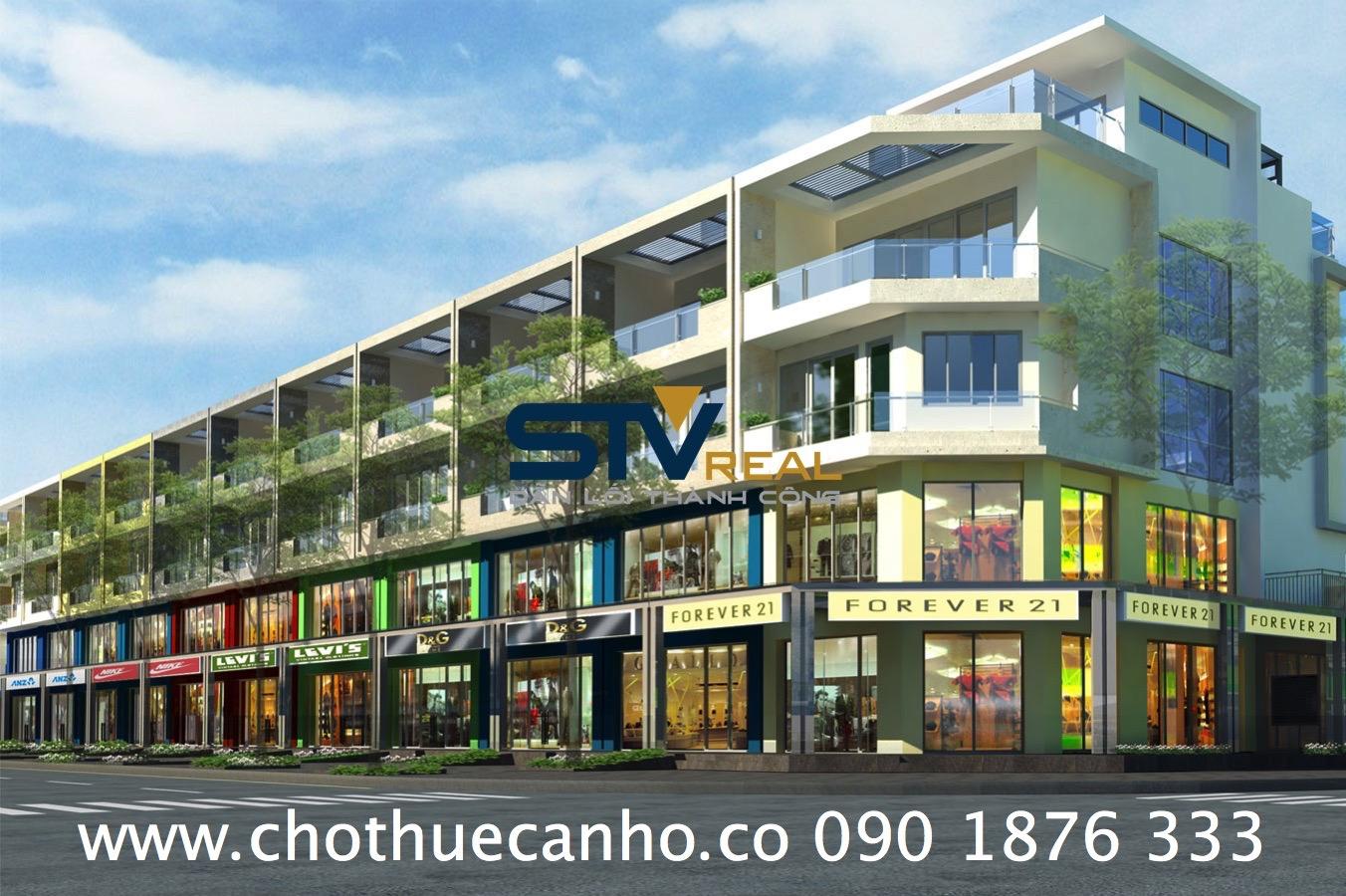 Cho Thuê Shophouse Dự Án Đại Quang Minh