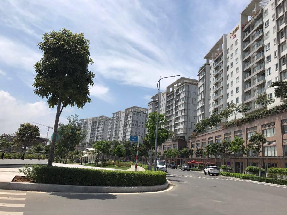 Cho thuê căn hộ tầng 5 Sarimi khu đô thị Sala