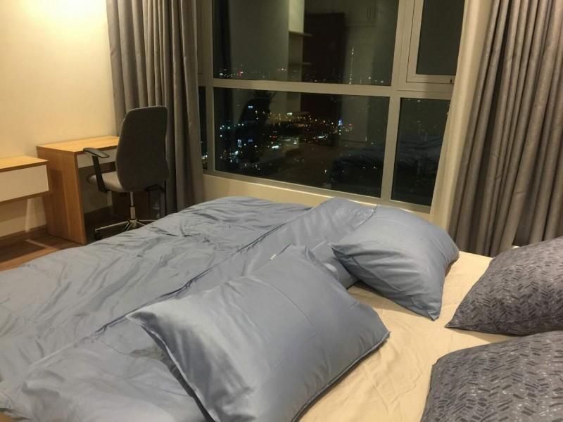 Vinhomes Central Park. Central 3.4x06 - 2 phòng ngủ, nội thất đầy đủ cao cấp, view đẹp