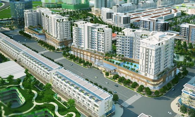Cho thuê shophouse 6.5x11.5m khu đô thị Sala Thủ Thiêm, Quận 2, khu vip - miễn trung gian