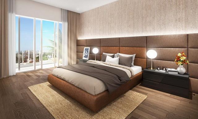 Cho thuê Căn hộ 2 phòng ngủ khu đô thị Sala, nội thất đẹp giá tốt view cực đẹp