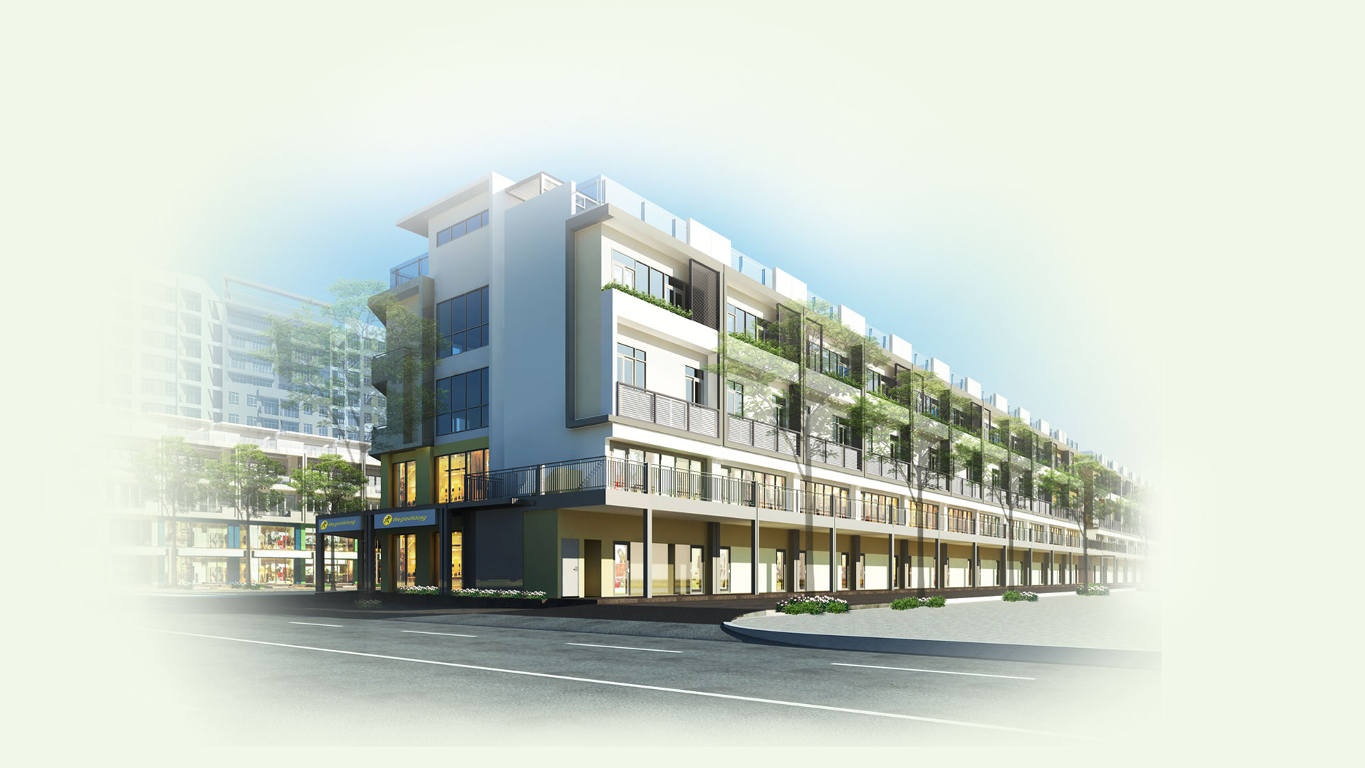 Chính chủ cho thuê Shophouse Sala Sarimi Nguyễn Cơ Thạch DT 7x24m có 6 tấng call 0944909192