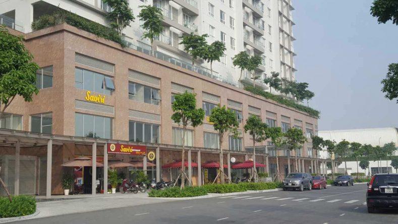 Shophouse căn hộ Sala Sarimi cho thuê 600m2, 1 hầm + 4 lầu, giá 85 triệu/tháng. LH: 0944909192