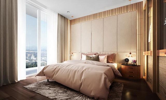 Cho thuê căn hộ Sala Samiri, lầu 10, 2PN, nội thất cao cấp, giá 23 triệu/tháng. LH: 0944909192