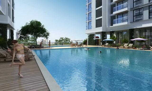 Cho thuê căn hộ Sarimi, 3PN, 112m2, mới 100%, giá tốt nhất thị trường. LH: 0944909192