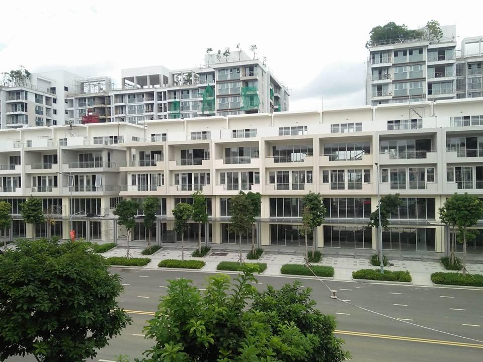 Bán shophouse Sala Đại Quang Minh Quận 2