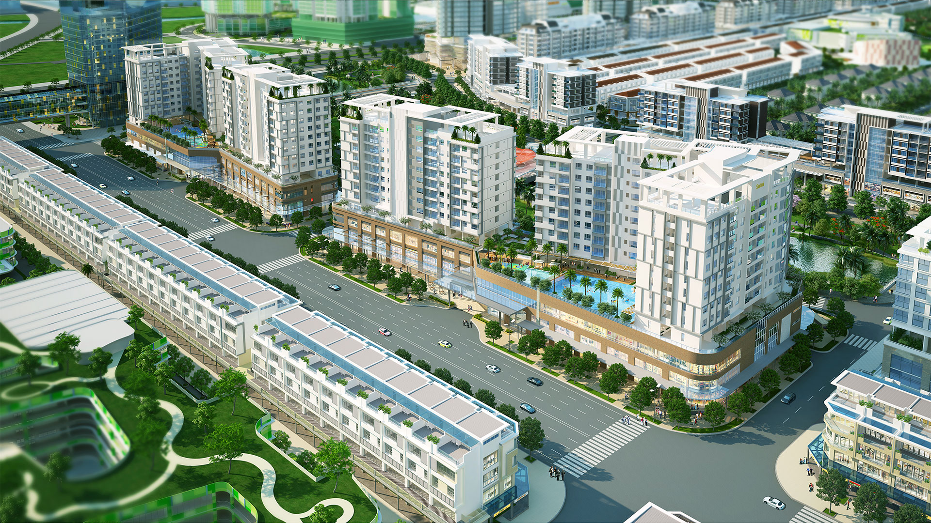 Bán căn hộ Sarimi 2PN lầu cao view Quận 1 và Empire 88 tầng. Giá 5.6 tỷ. LH 0944 909192. Mr Thành