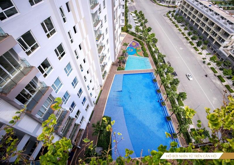 Chính chủ bán căn hộ Sarina DT 127m2 view công viên view sông, 3PN giá 9.5 tỷ mới 100%