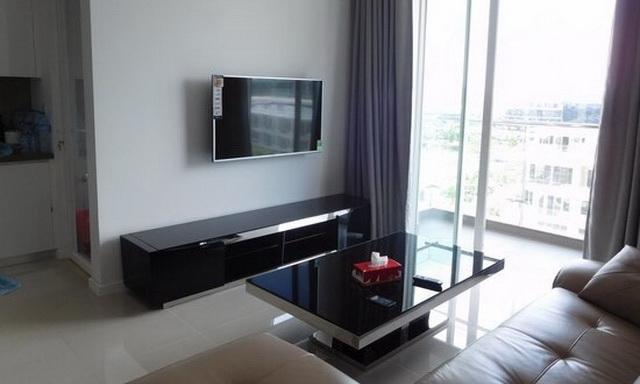 Cho thuê căn hộ sarica 2 phòng ngủ đầy đủ nội thất cao cấp