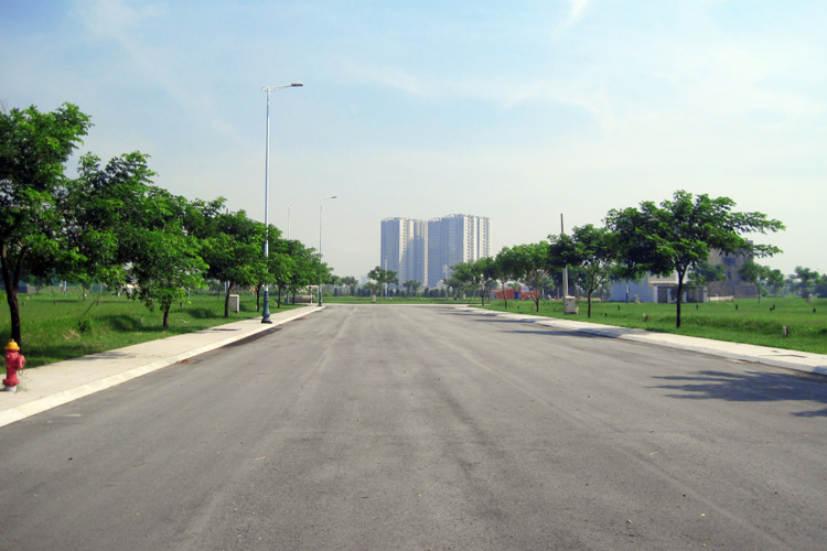 Cần bán đất nhà phố - biệt thự Thủ Thiêm Villa Quận 2
