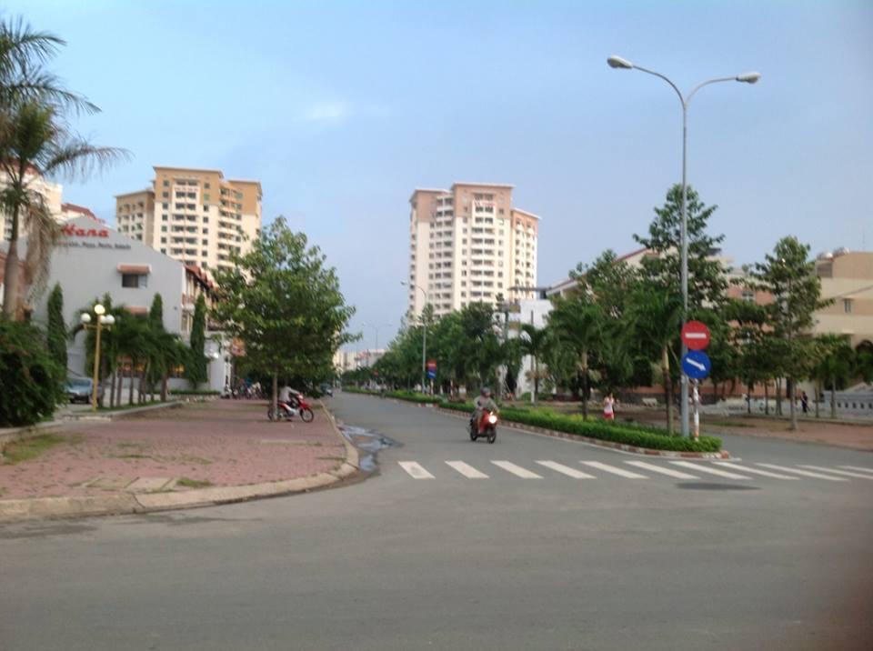 Bán đất khu B dự án An Phú An Khánh quận 2