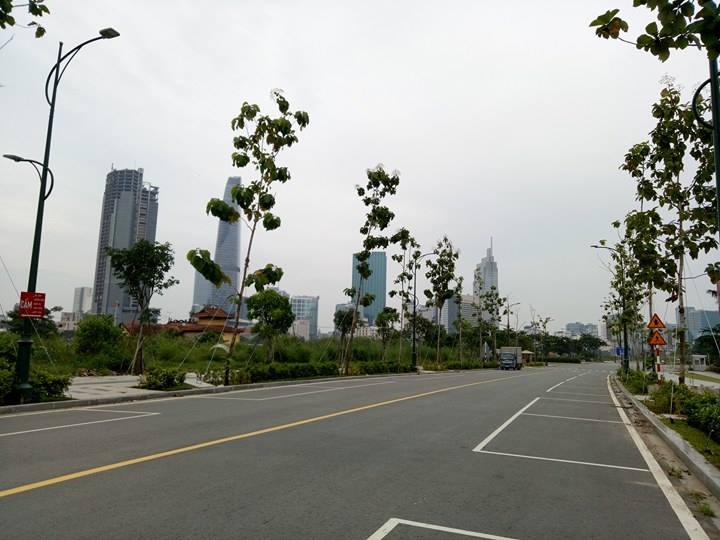 Bán đất dự án Vila Thủ Thiêm quận 2