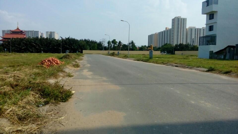 Cần sang nhượng những nền đất đẹp nhất dự án An Phú An Khánh, khu A Giá: 126 triệu/m²