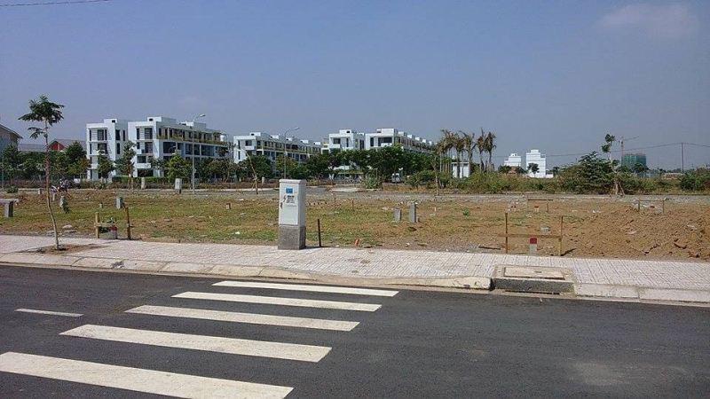 Bán đất đường số 3 – Trần Não – DT: 5x19m – Giá: 120tr/m2 – Quận 2