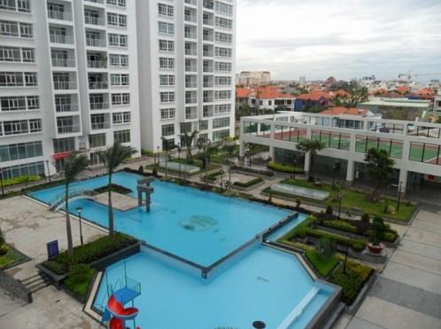Cho thuê nhiều căn hộ chung cư Hoàng Anh River view, đường Nguyễn Văn Hưởng quận 2