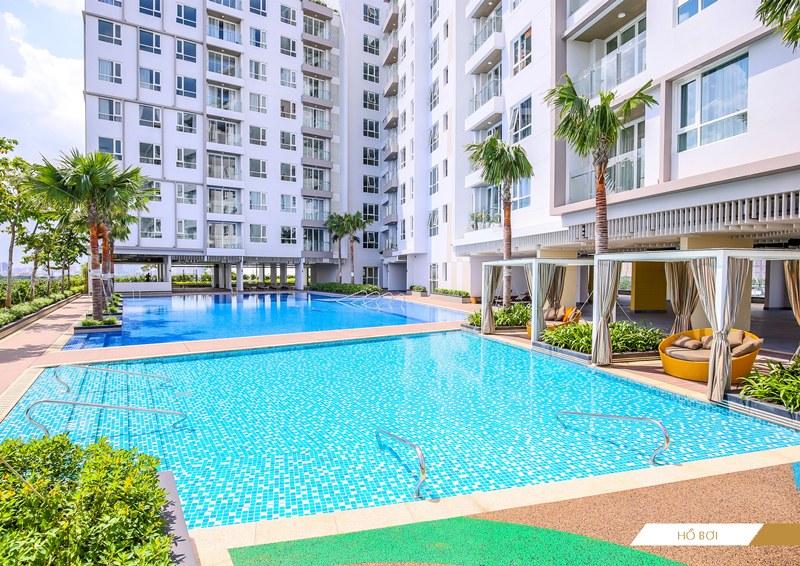 Bán nhiều căn hộ Sarimi Sala, khu đô thị Sala, giá tốt 2 phòng ngủ - 6.5 tỷ