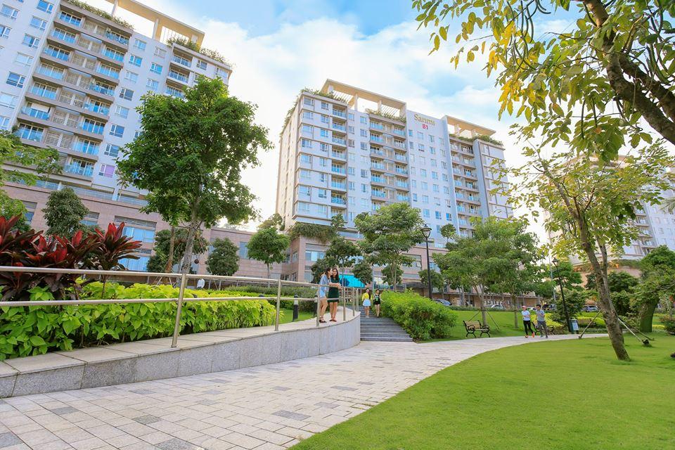 Cần bán gấp căn hộ 2PN Sarimi Sala - khu đô thị Sala