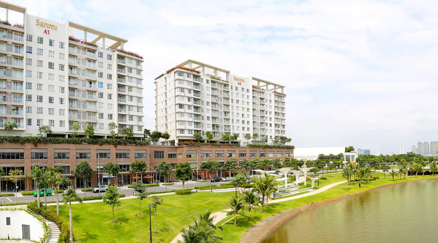 Bán căn hộ Sarimi khu đô thị Sala