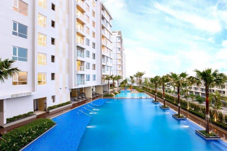 Cần bán lại căn hộ Sarimi 2 phòng ngủ, nội thất cao cấp 6.6 tỷ