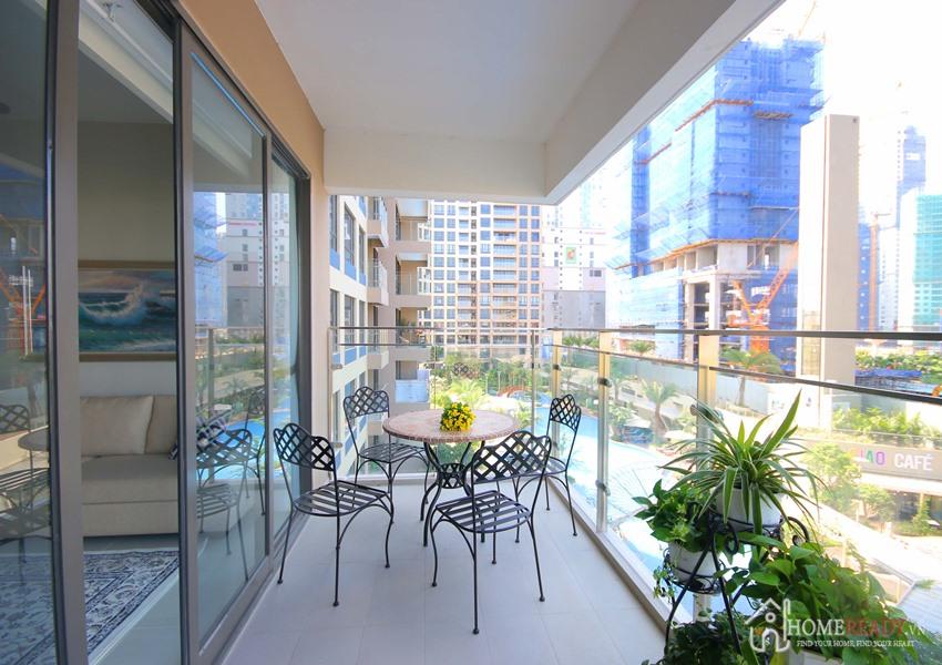 Cho thuê căn hộ chung cư tại Estella Heights giá từ 18 triệu/tháng