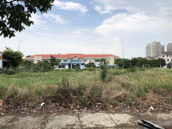 Bán đất nền dự án Huy Hoàng - View chung cư thoáng mát