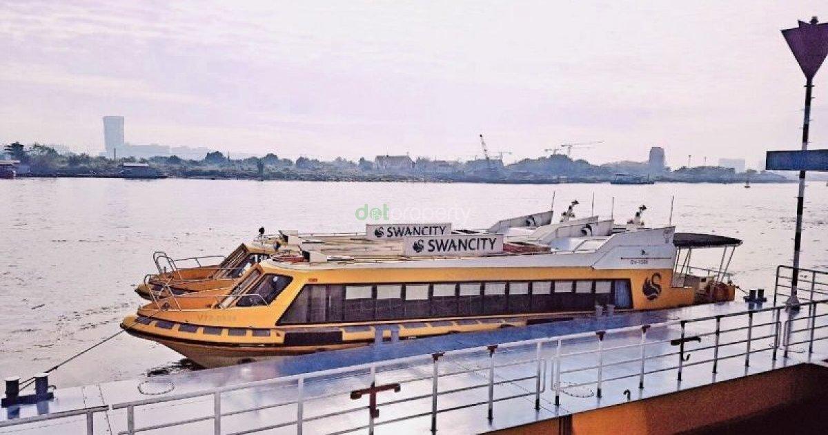 Bán nhà Swan Bay Đảo Đại Phước, Đồng Nai
